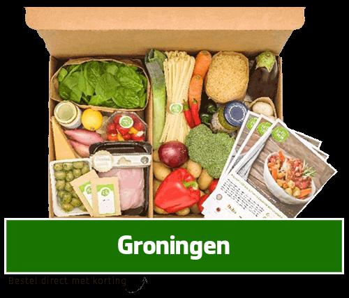 maaltijdbox Groningen