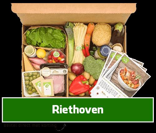 maaltijdbox Riethoven
