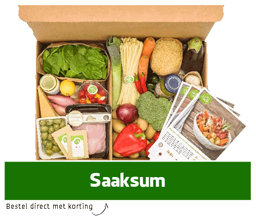 maaltijdbox Saaksum